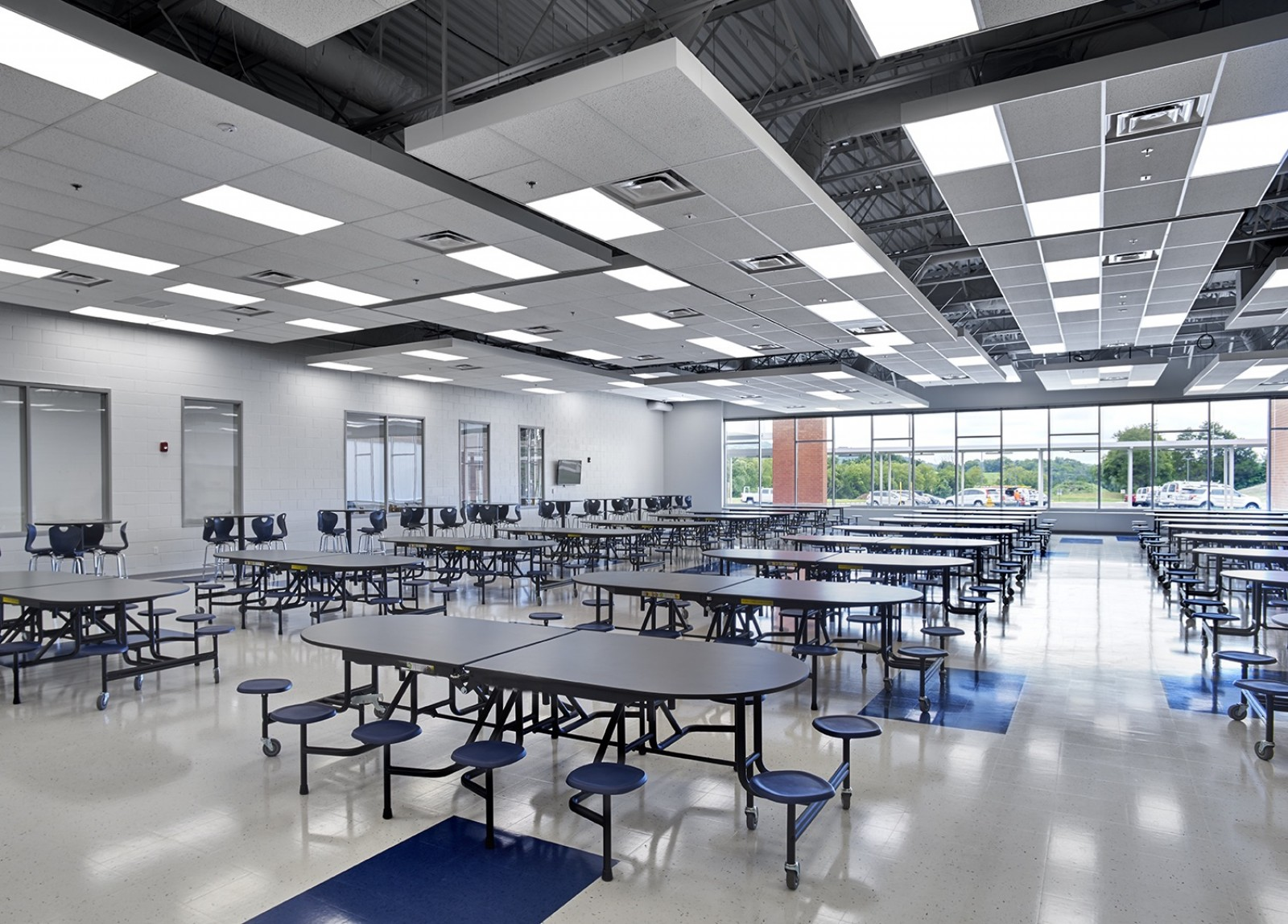 Hardin Valley Middle School - Cafeteria