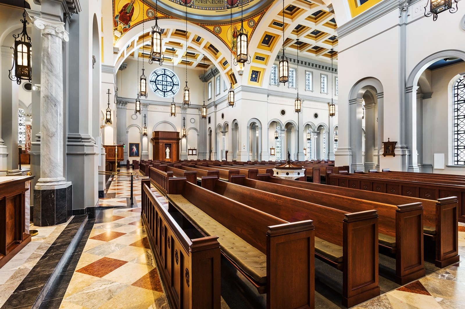 Sacred Heart Cathedral - Sanctuary